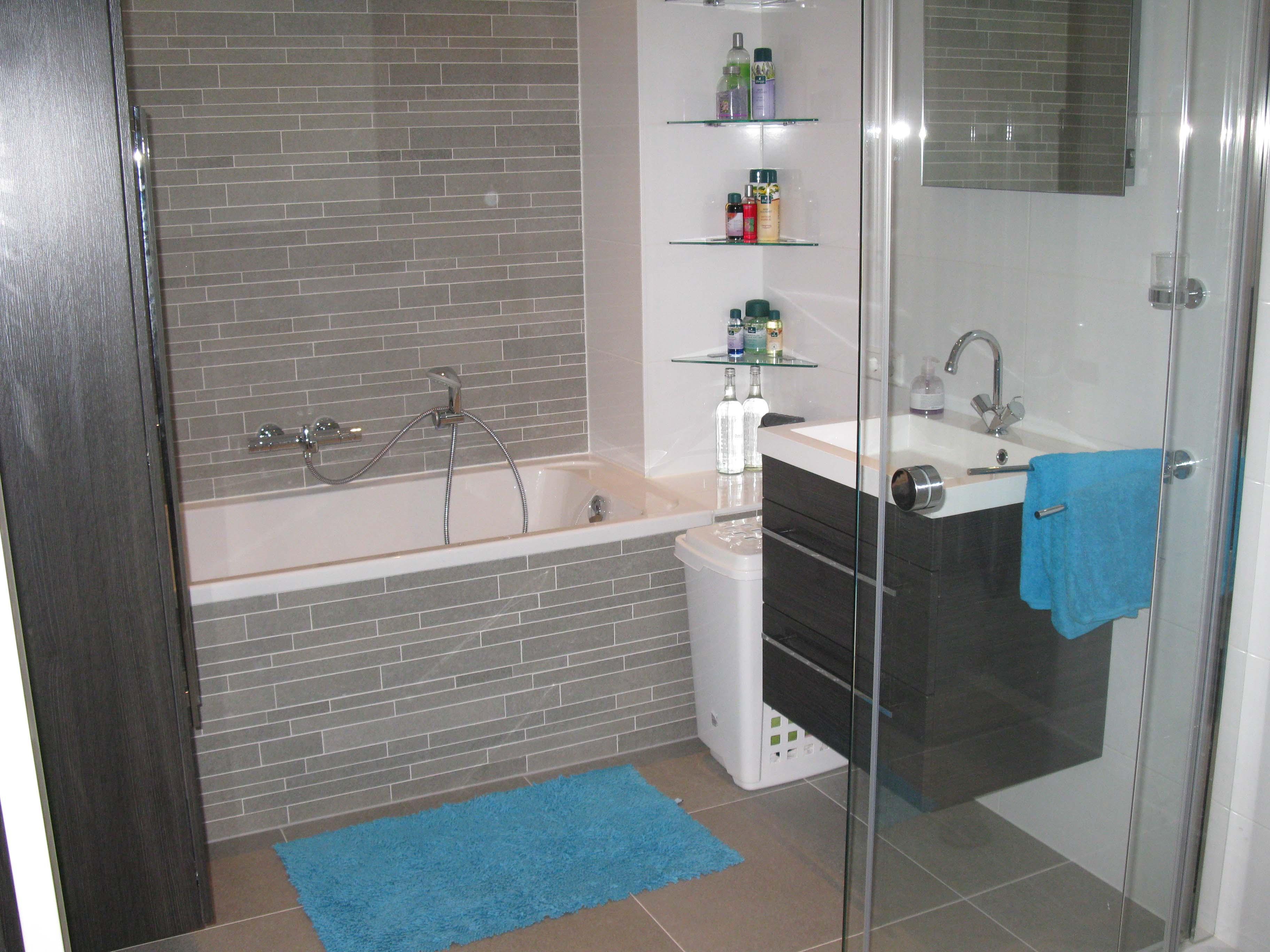 Badkamers dick van der wilt montage for Installatie badkamer